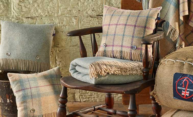 Cushions &Throws