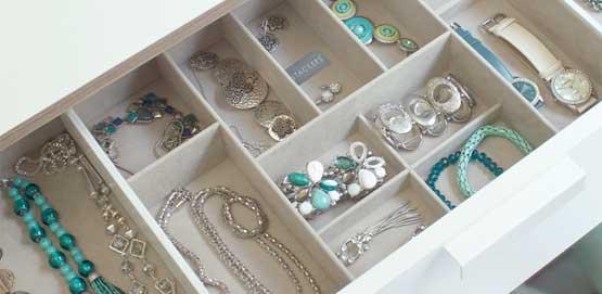 Jewellery & Storage