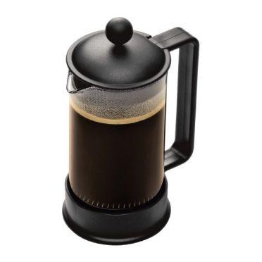 Brazil Coffee Presses - 3 Cup Black