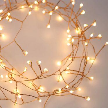 Cluster Lights Copper 3m