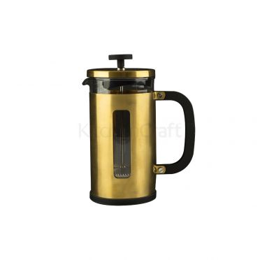 Gold Cafetiere 3 Cup