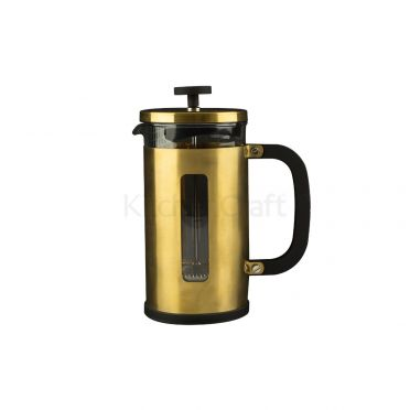 Gold Cafertiere 8 Cup