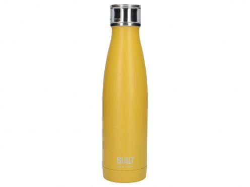 BUILT Water Bottle - Mustard