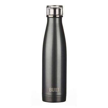 BUILT  Water Bottle - Charcoal Grey