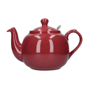 Farmhouse Red Teapot - 6 Cup