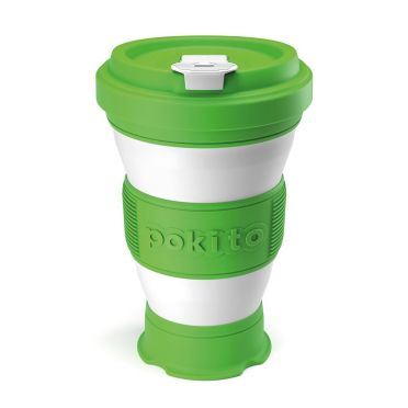 Pokito Pop Up Cup -Green