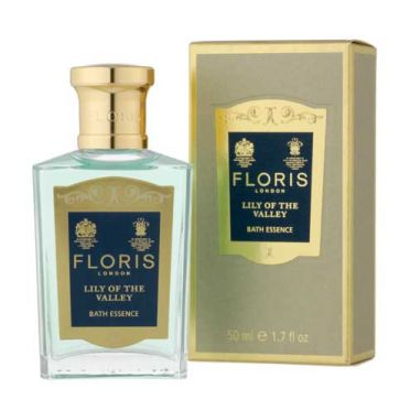 Floris Lily of the Valley Bath Essence