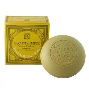 Geo. F. Trumpers Sandalwood Bath Soap