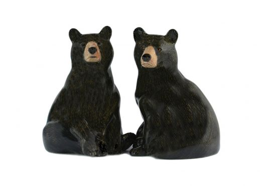 Quail Black Bear Salt & Pepper