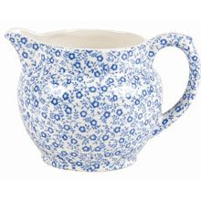 Burleigh Felicity Blue Small Dutch Jug