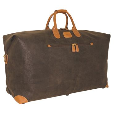 Bric's Holdall Clipper Large Olive
