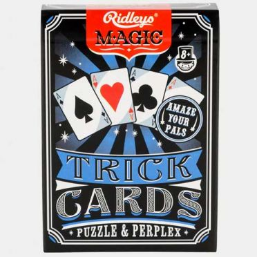 Set of Magic Card Tricks
