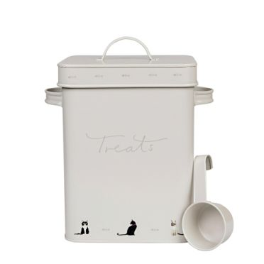 Sophie Allport Treat Tin for Cats