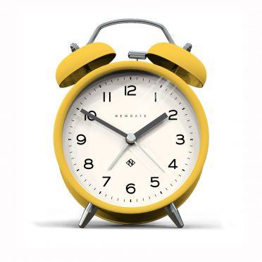 Newgate Charlie Bell Echo Alarm Clock