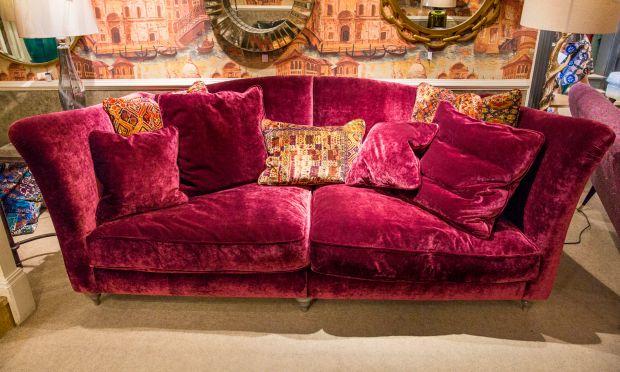 Paris Grand Split Sofa