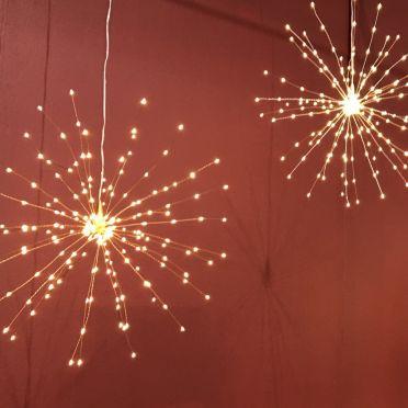 Starburst Light Copper 50cm