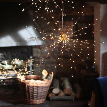 Starburst Light Copper 30cm
