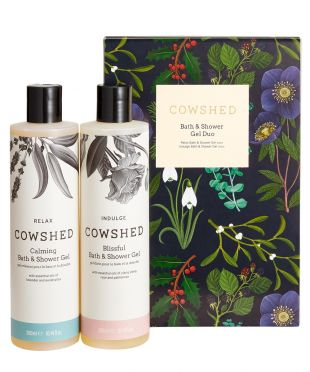 Cowshed Bath and Shower Duo