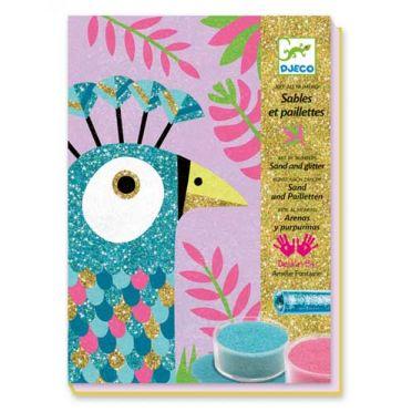 Dazzling Birds Craft Kit