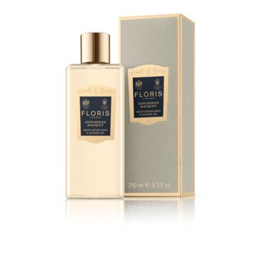 Floris Edwardian Bouquet Moisturising Bath & Shower Gel