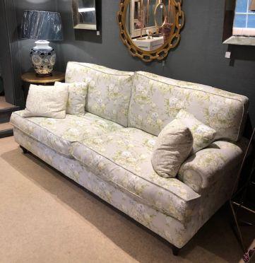 Ella Floral Sofa