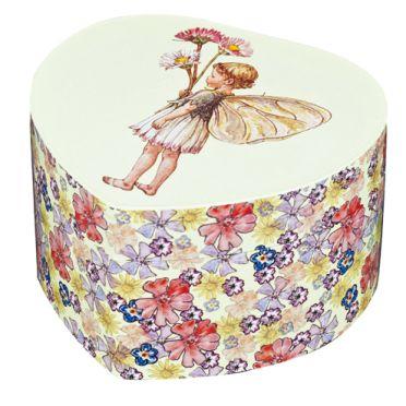 Flower Fairy Musical Jewellery Box