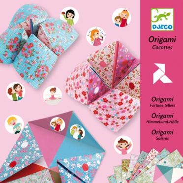 Origami Fortune Tellers Craft Kit