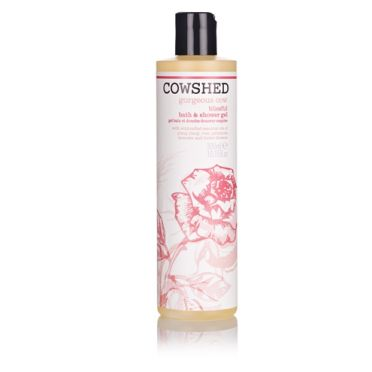 Cowshed Gorgeous Blissful Bath and Shower Gel