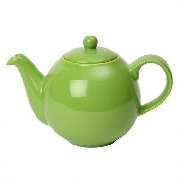 Greenery Teapot - 6 cup