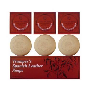 Geo. F. Trumpers Spanish Leather Hand Soap