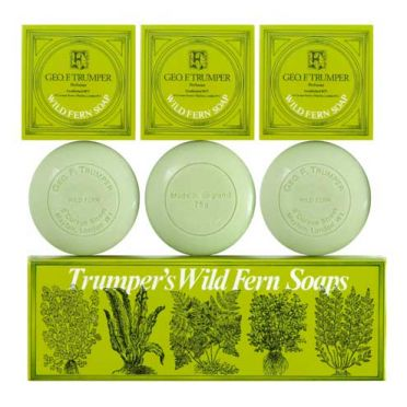 Geo. F. Trumper Wild Fern Hand Soap