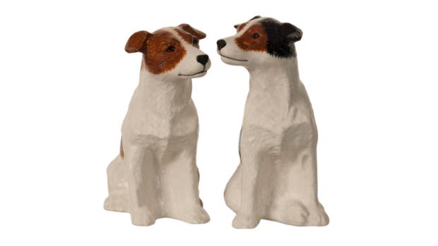 Quail Jack Russell Salt & Pepper