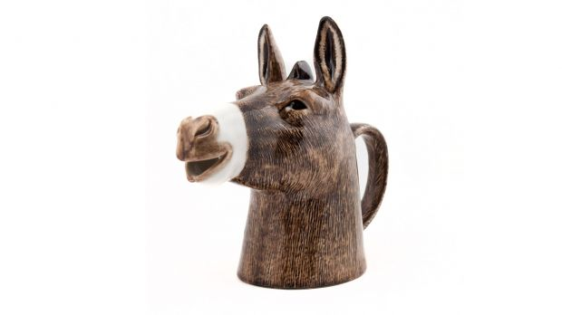 Quail Donkey Jug