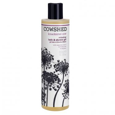 Cowshed Knackered Cow Bath and Shower Gel