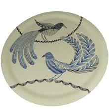 Large Love Birds Circular