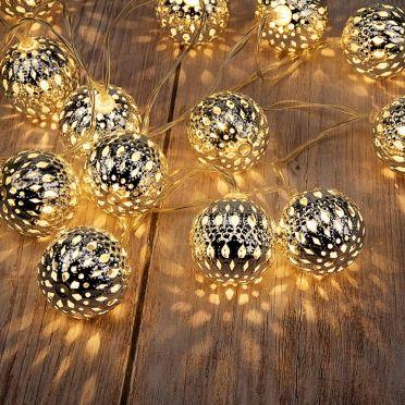 Grand Maroq Lights Silver