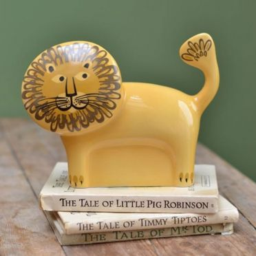 Hannah Turner Lion Money Box