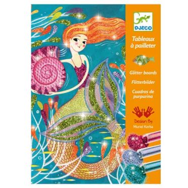 Mermaids Glitter Craft Kit