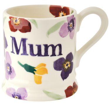 Wallflower Mum Mug