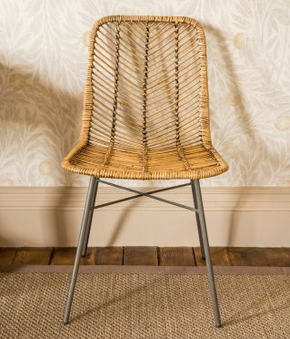 Windermere Bamboo Chair Natural