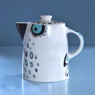 Hannah Turner Owl Teapot