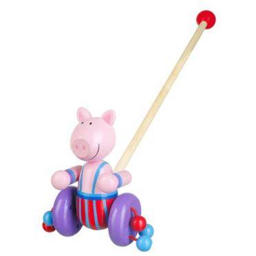 Pig Push Along