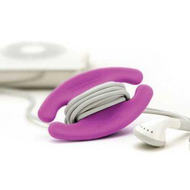 Cord Wrap - Pink
