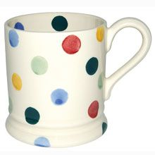 Emma Bridgewater Polka Dot 1/2pt Mug