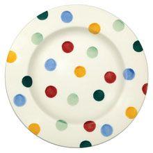 "Emma Bridgewater Polka Dot 6.5"" Plate"
