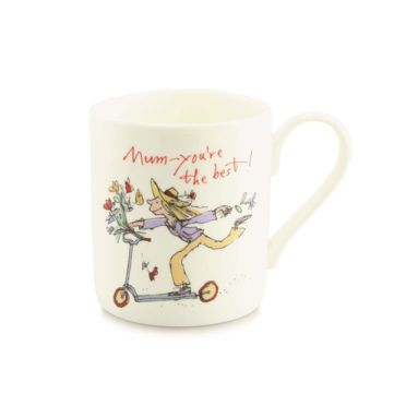 Quentin Blake Best Mum Mug