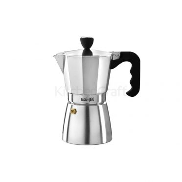 La Cafetiere Classic Espresso 6 Cup Polished