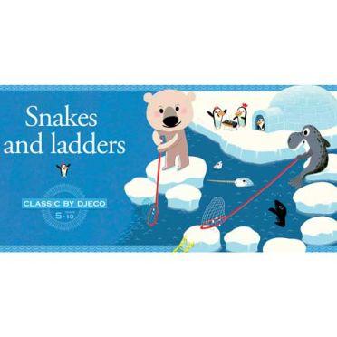 Polar Bear Snakes and Ladders