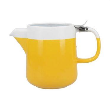 La Cafetiere Barcelona Teapot 420ml - Mustard