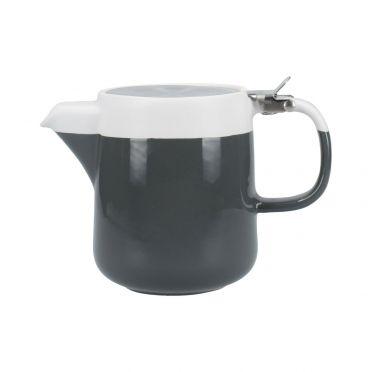 La Cafetiere Barcelona Teapot 420ml - Cool Grey